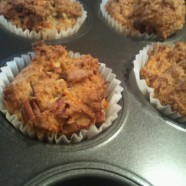 Adapted top of the morning muffins