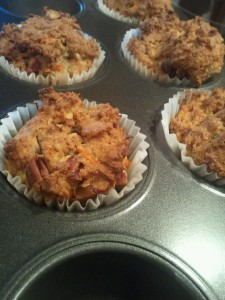 Top a the mornin muffins