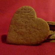 Almond honey cookies (paleo)